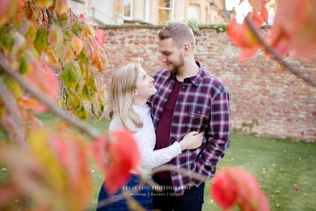 Engagement Shoot in Clifton, Bristol