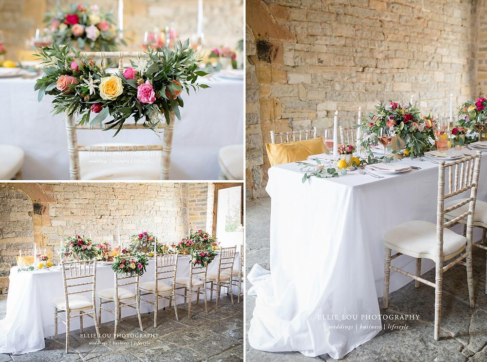 Almonry Barn Wedding Inspiration - Ellie Lou Photography - Somerset Wedding Photographer
