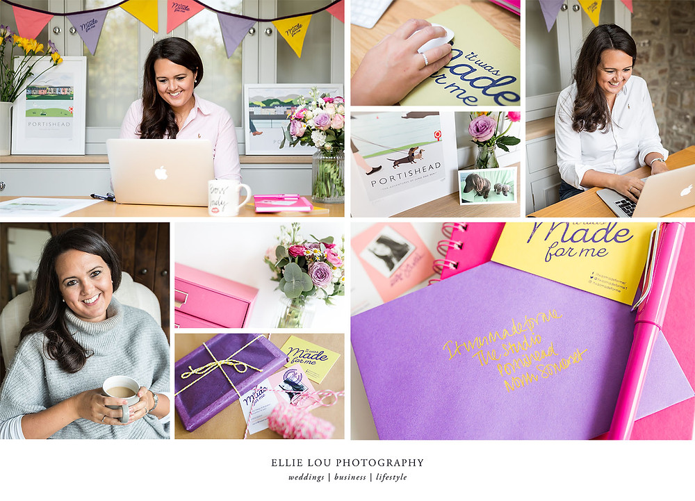 Ellie Lou Photography - Personal Branding Photoshoot with It Was Made For Me