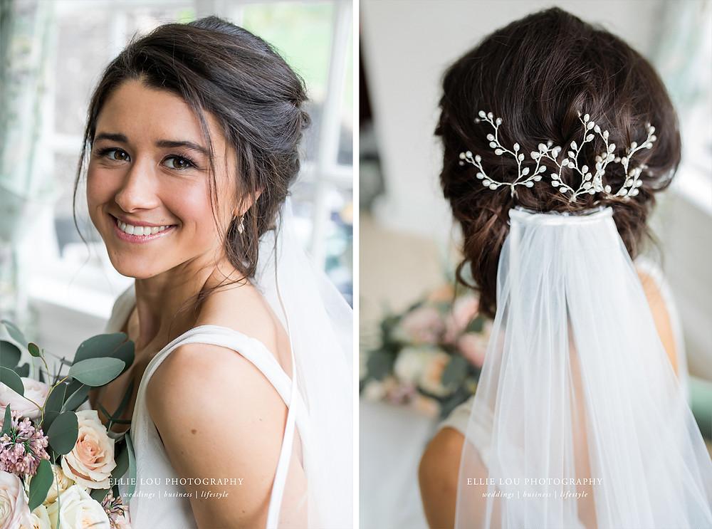 Ellie Lou Photography | Bridal Photoshoot at Barley Wood