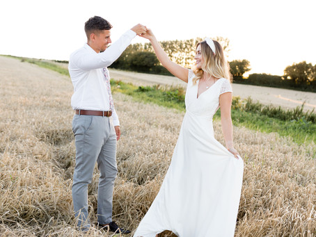 WEDDING DAY TIPS: CHOOSING THE PERFECT TIME FOR YOUR COUPLE PHOTOS | SOMERSET WEDDING PHOTOGRAPHER