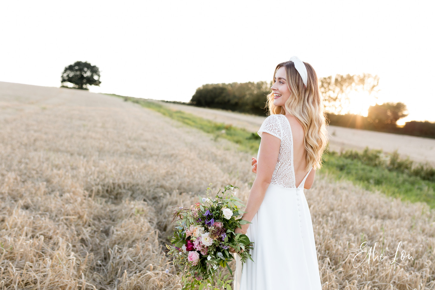 Somerset Wedding Photographer - Ellie Lou Photography