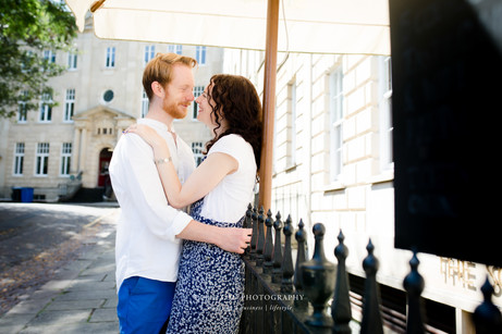 Engagement Shoot in Bristol