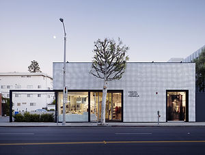 Maison Martin Margiela, Los Angeles, Building