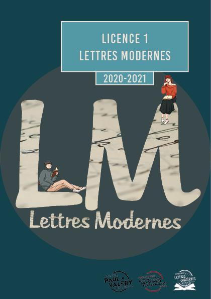 L1 Lettres Modernes - Couverture Finale.