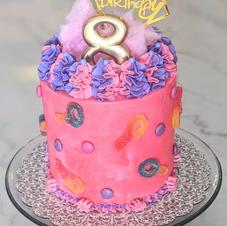 Katelynn's 8th Birthday Cake