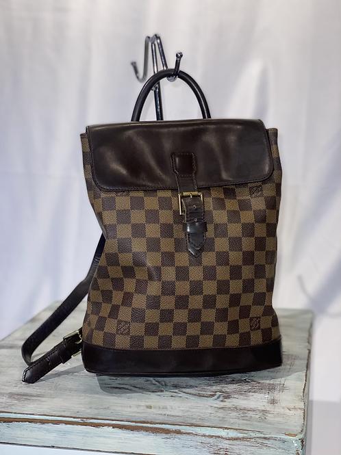 Louis Vuitton soho backpack