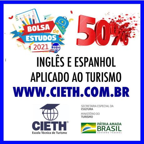 Inglês e Espanhol Turístico