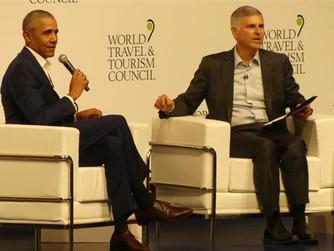 Sensibilidade e vistos para brasileiros foram temas de Obama