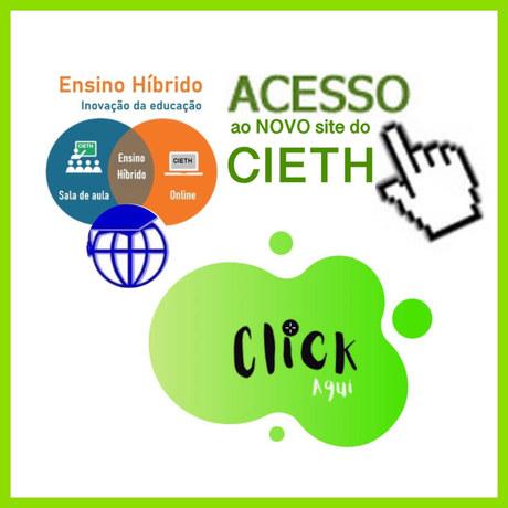 Conheça o novo site do CIETH