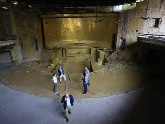 Palco do antigo Cassino da Urca será devolvido à cidade até 2021