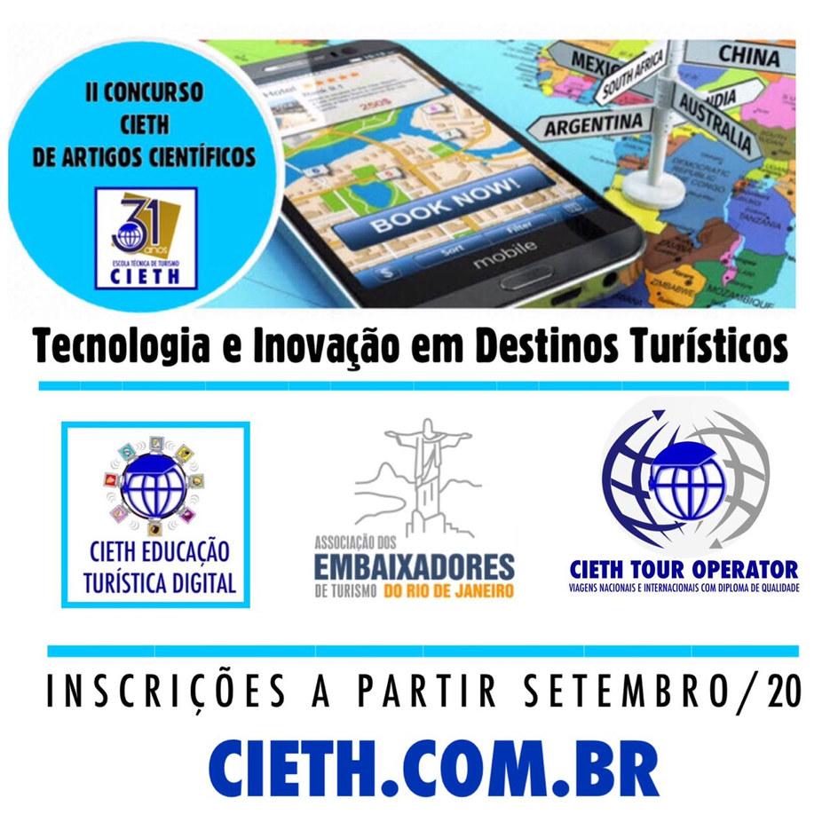 CONCURSO CIETH DE ARTIGOS CIENTÍFICOS