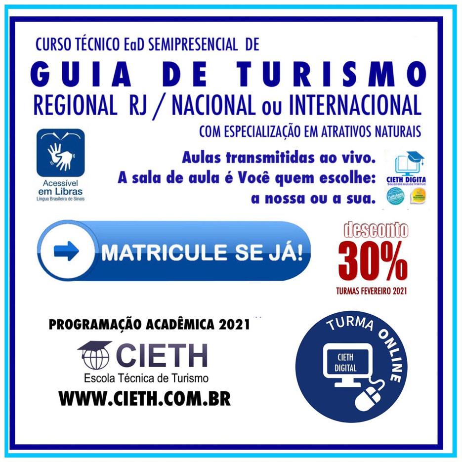 Curso Guia de Turismo