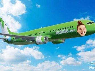 Que tal ver seu rosto estampado na fuselagem de um Boeing 737? Companhia aérea sul-africana vai esco
