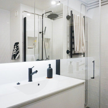 Pasila / kylpyhuone