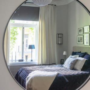 Kruununhaka / makuuhuone