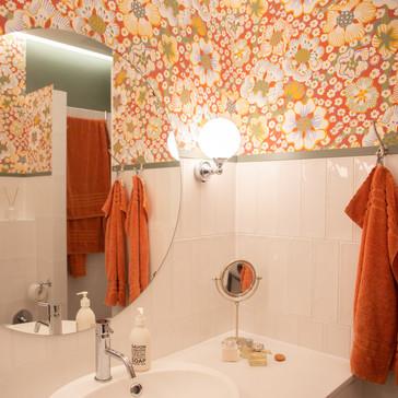 Cygnaeuksenkatu / kylpyhuone