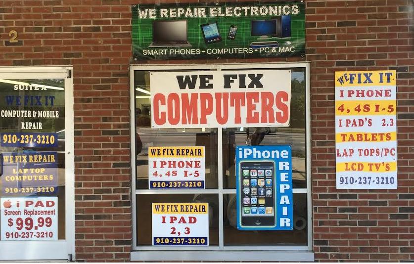 Fayetteville N.C. Screen Repair Pros