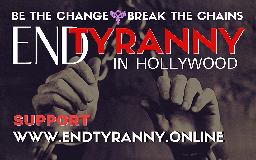 Copy of End Tyranny 1_2 size for 8x5' pr