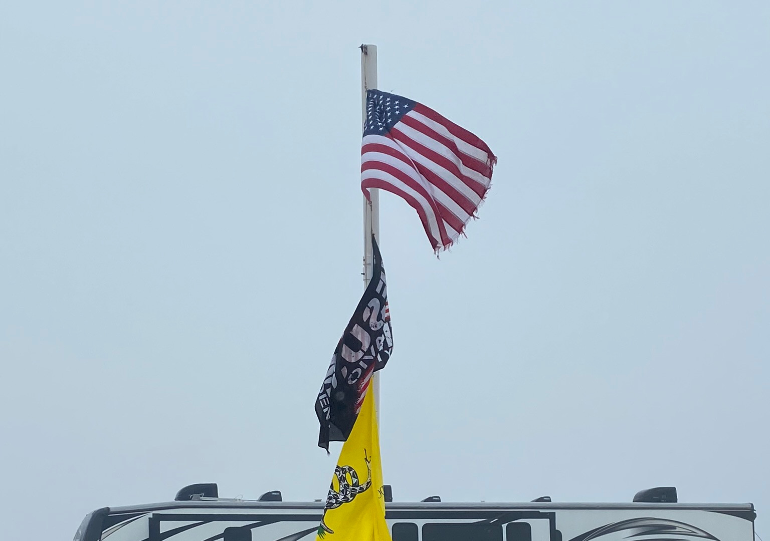The JProject Flag Pole