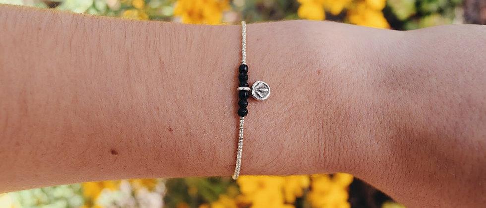 Black Nature Bracelet