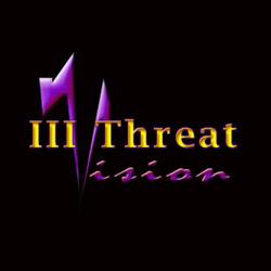 III-Threat-(Purple-V)-Black-Background