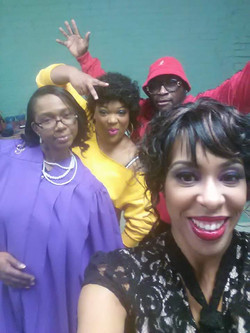 Pastor Jude, Hick & Beanie, Helen