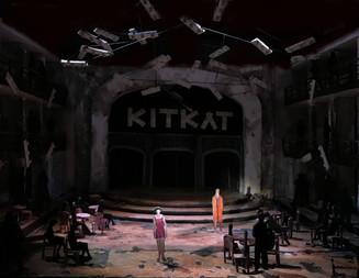 Cabaret color model