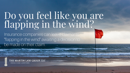 Do You Feel Like You Are Flapping in the Wind?