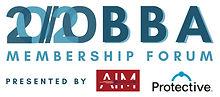 2020 BBA Membership Forum - Logos w_ Spo