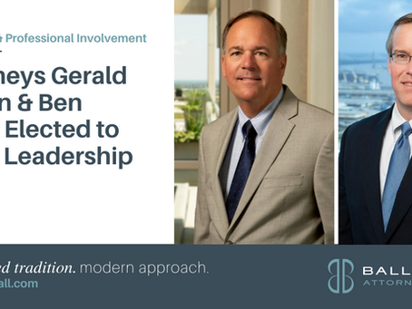 Swann & Heinz Elected to ADLA Leadership