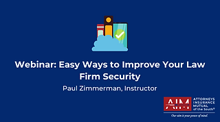 Webinar_ Easy Ways to Improve Your Law F