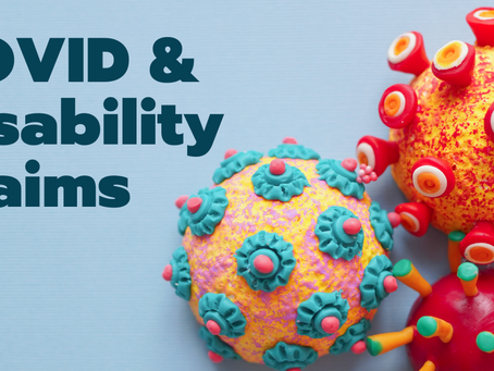 COVID & Disability Claims