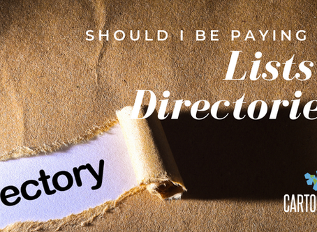Should I Be Paying for Lists & Directories?