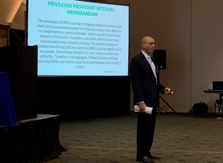 Austin Mehr Presents at Kentucky Law Update in Bowling Green