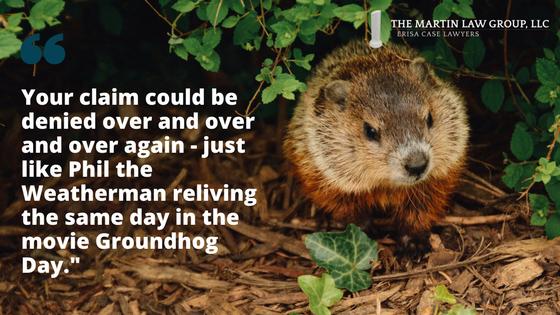groundhog day lawyer