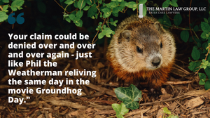 groundhog day lawyer