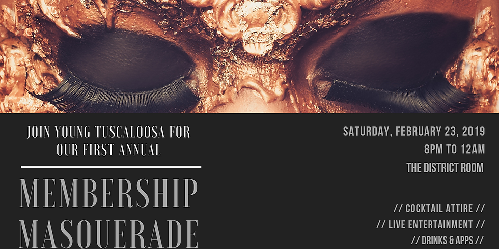 First Annual YT Membership Masquerade