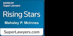 McInnes-Rising Stars Super Lawyers Logo.