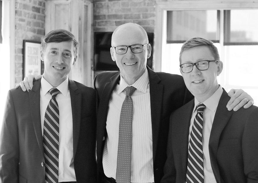 Austin Mehr, Philip Fairbanks, and Erik Peterson