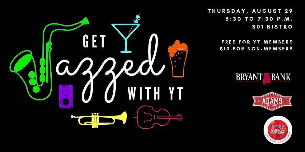 YT August Social: Get Jazzed with YT