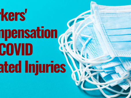 Workers' Compensation for COVID-Related Injuries