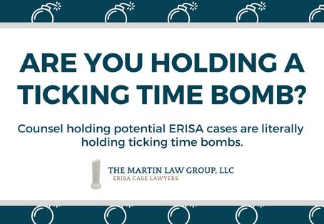 The Ticking ERISA Time Bomb