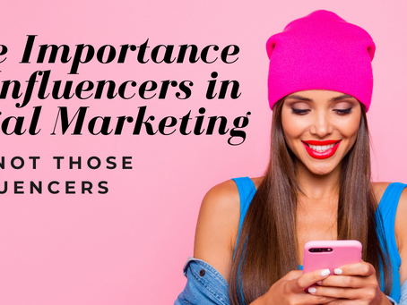 The Importance of Influencers in Legal Marketing