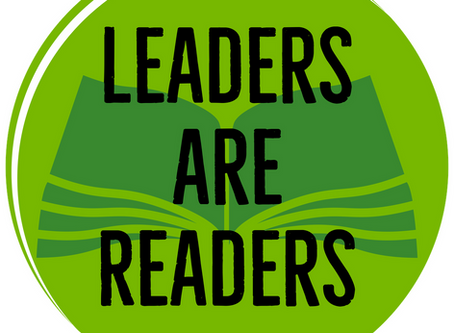 Leaders are Readers Initiative Launches