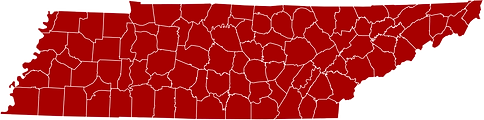 TN county map (red).png