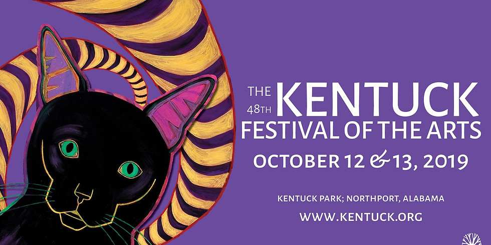 Volunteer at the 48th Kentuck Festival of the Arts!