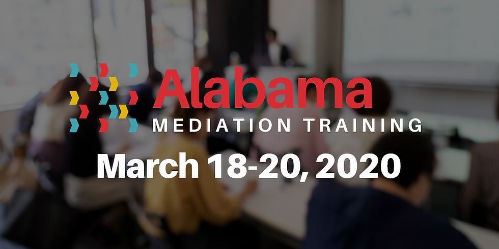 General 20-Hour Mediation Training Session