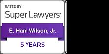 SuperLawyers-5 Years-Ham Wilson.png