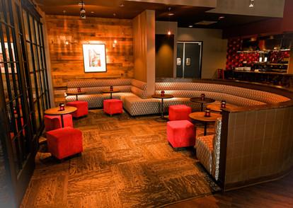 Small Private Dining Room + Semi-Private Lounge